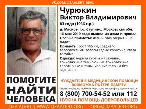 Туляков просят помочь в поисках пропавшего пенсионера