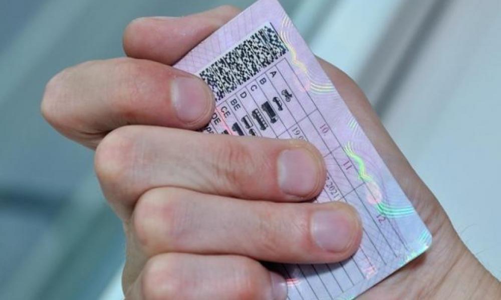 Туляк ездил с поддельным водительским удостоверением