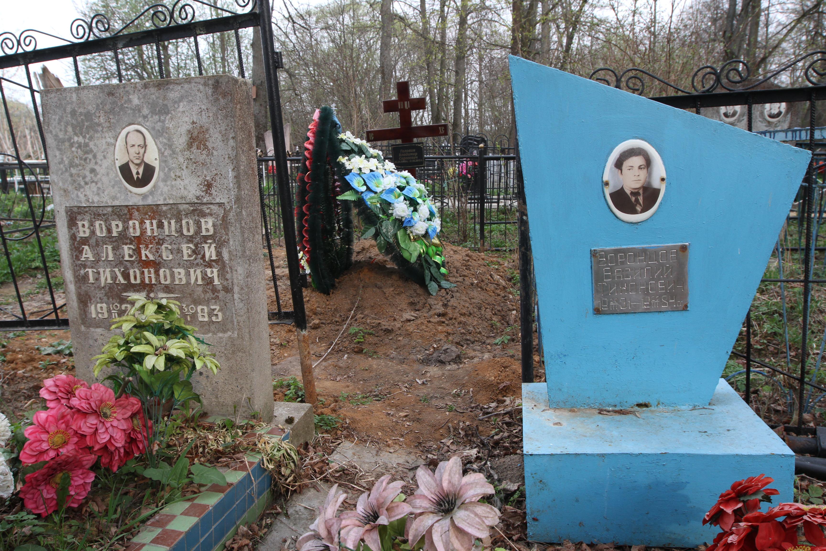 Беспредел на кладбище: пенсионера похоронили в пределах чужой ограды