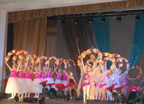 В Донском состоялся танцевальный фестиваль с 20-летней историей