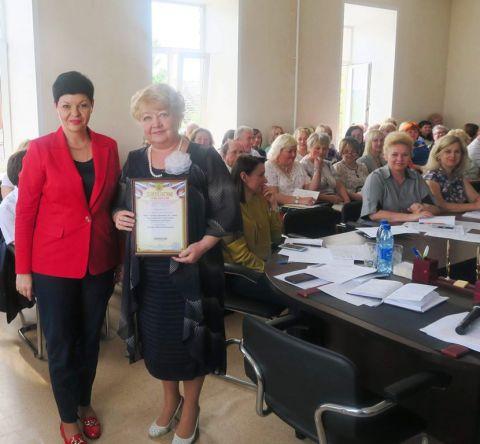 В Туле наградили руководителей школ