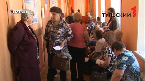 В Тульской области минздрав проводит масштабную профилактическую акцию