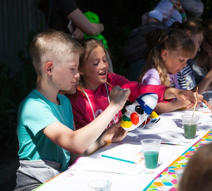 В Тульской области состоится фестиваль «Краски детства»