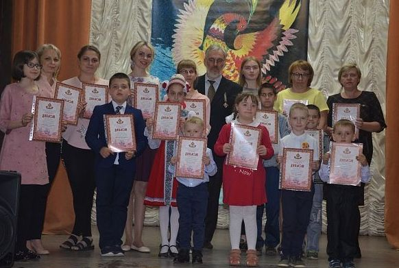 В г. Щекино прошел фестиваль декоративно-прикладного творчества