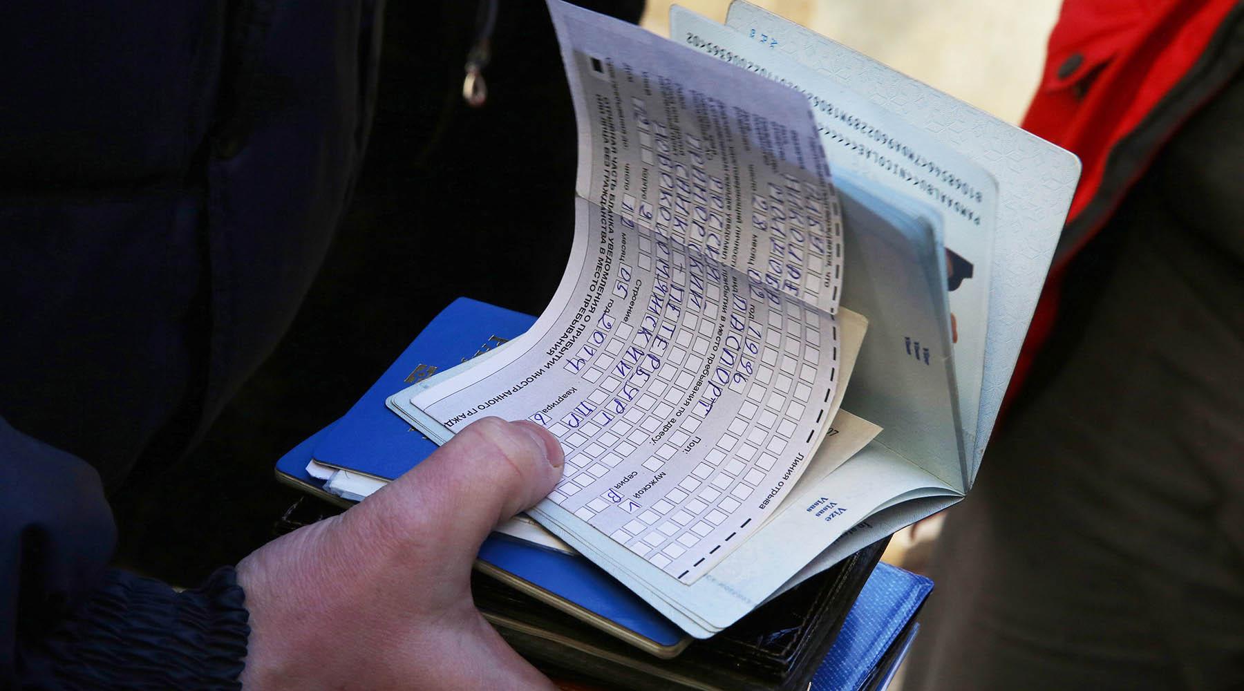 За фальшивые документы в Туле осудили мигранта