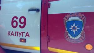 Пожилая женщина погибла во время пожара в Малоярославце