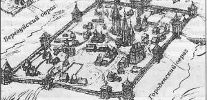 Какие беды свалились на Калугу в средние века