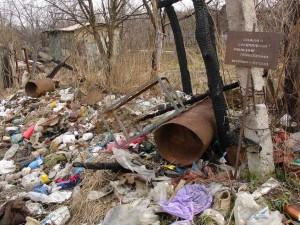 В Жуково уберут свалку у гаражных обществ