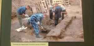 Что нашли археологи в Гостином дворе и на улице Кирова