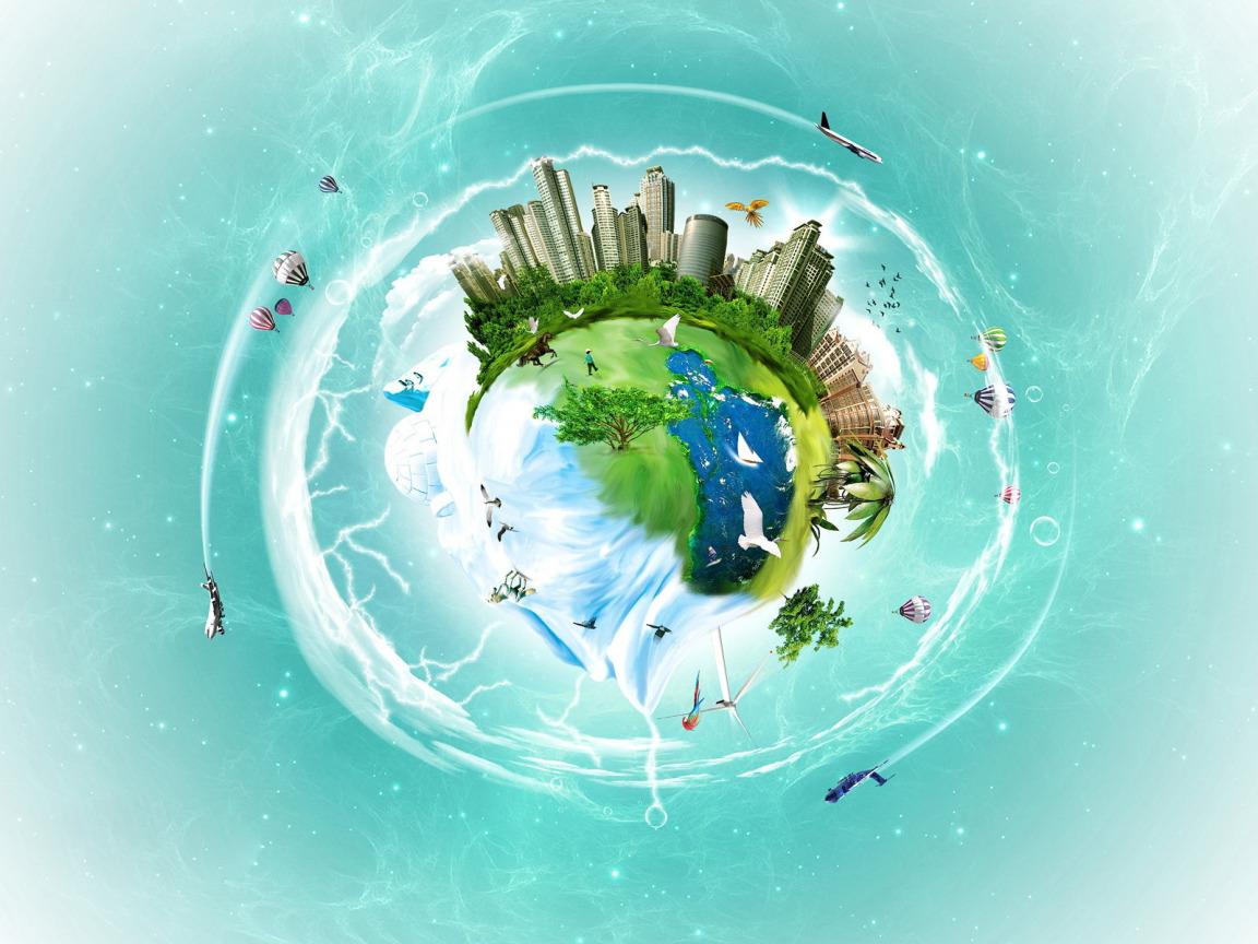 Как человечество изменило планету за 50 лет