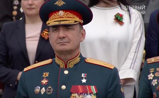 Алексей Дюмин - ветеранам: «Вы - наша гордость»