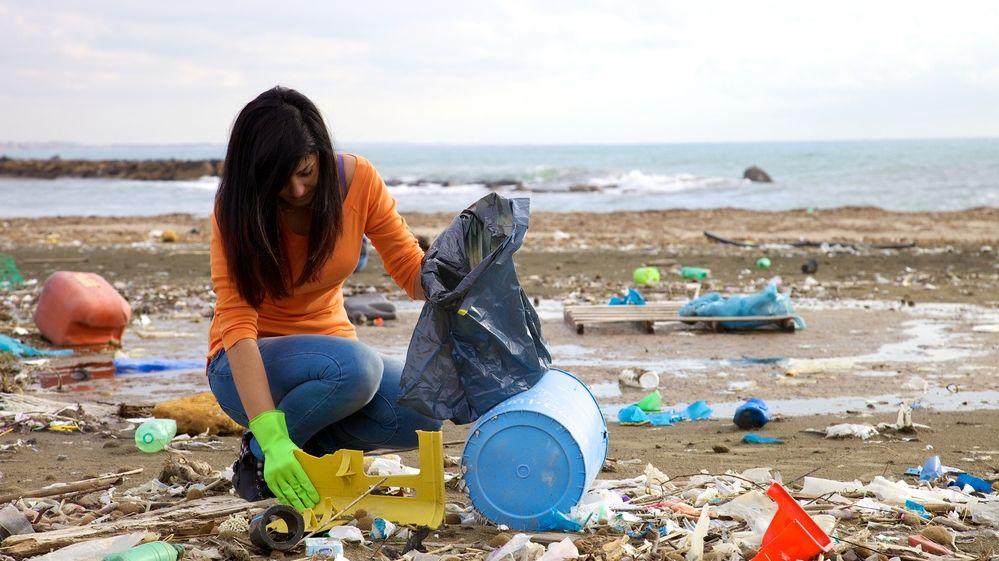 Мировой океан зарастает «островами» из микропластика
