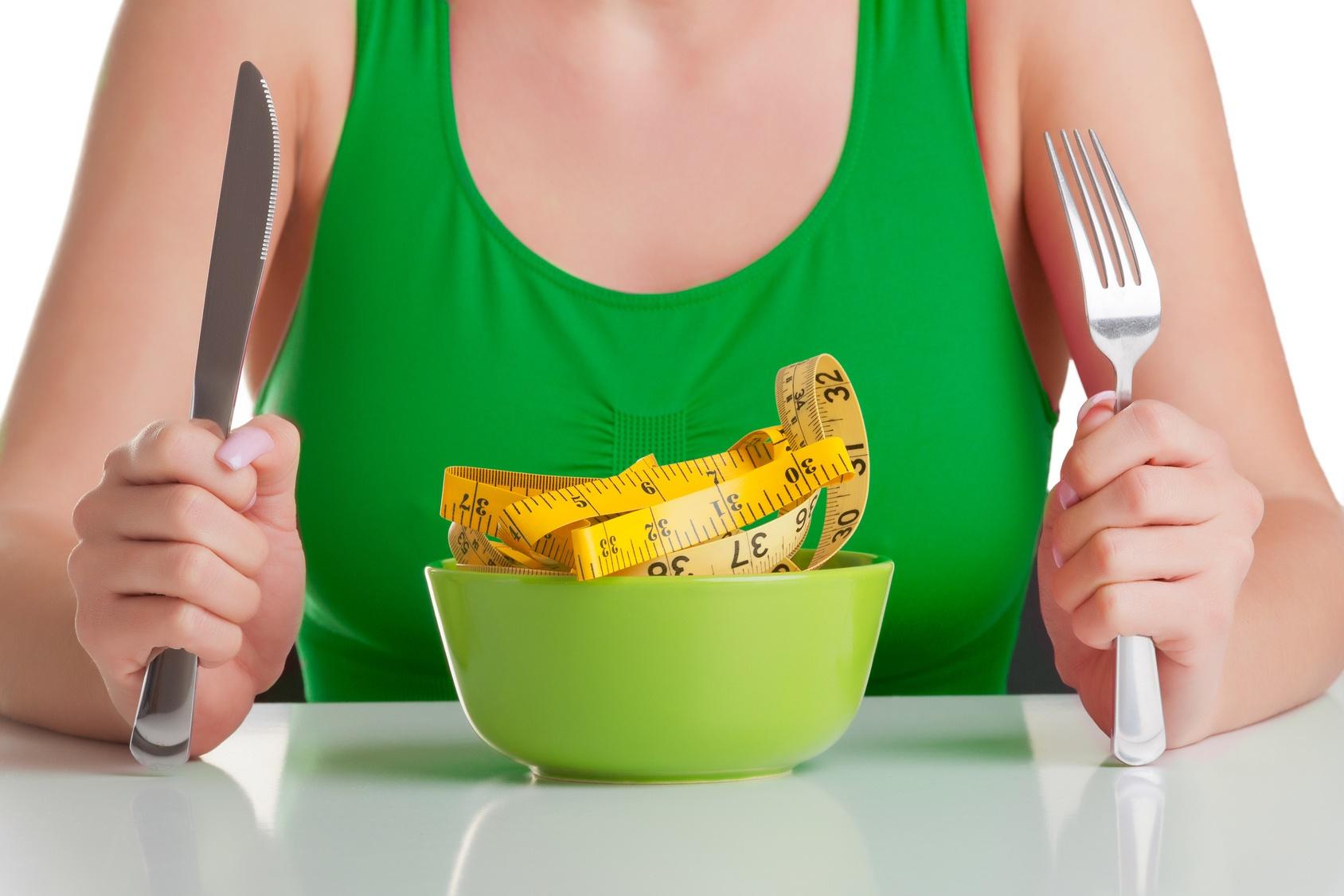 Почему вредно худеть перед отпуском