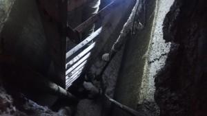 Трое рабочих погибли в чане с навозом