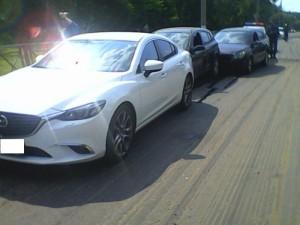 Массовая авария произошла в Обнинске в субботу