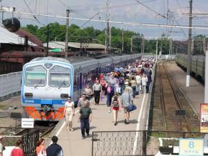 В День России изменится расписание электричек из Москвы