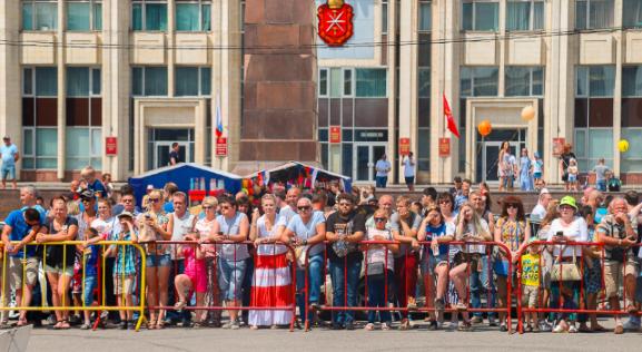 60 тысяч туляков посетили масштабный фестиваль «Автострада»