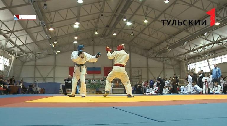 Тульские рукопашники успешно выступили на чемпионате Мира