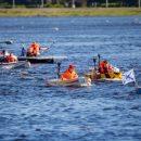 Команда «SolarTeam NNSTU» из Нижнего Новгорода завоевала бронзу на регате в Казани