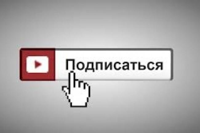 Заказать реальных подписчиков на канал Ютуб