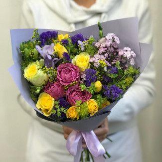 Цветы на День Матери: как Сделать Счастливым Самого Близкого Человека